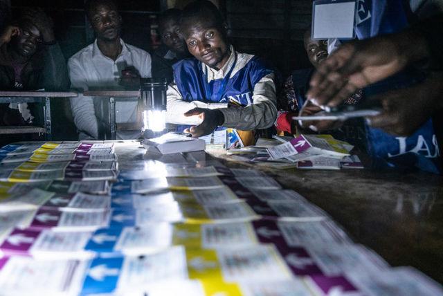 Multiplication des centres de compilation à Kinshasa (CENI)