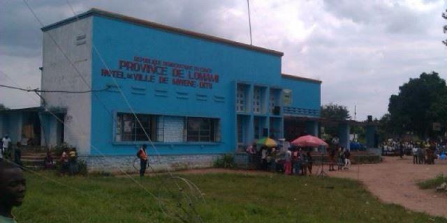 Les organisations paysannes de Ngandajika opposés au péage installé sur une route de desserte agricole (Lomami)