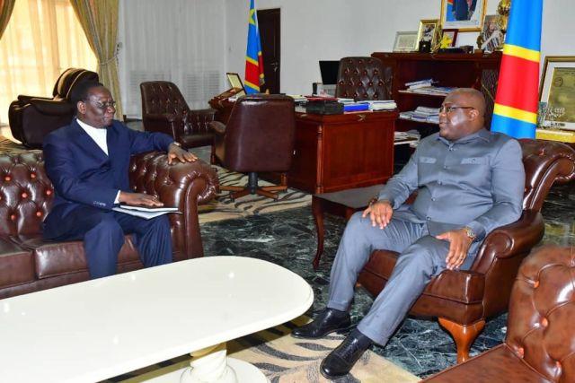 Gouvernement : derniers ajustements entre Tshisekedi et Ilunga ce samedi (Présidence)