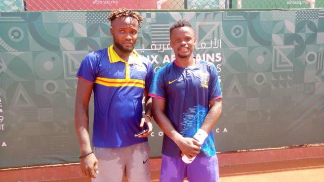 Jeux africains 2019/Tennis: Ikondo, Saidi et Onya au deuxième tour en individuel