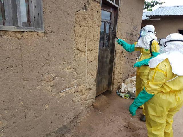 Ebola: 204 044 personnes vaccinées depuis le déclenchement de l'épidémie en RDC
