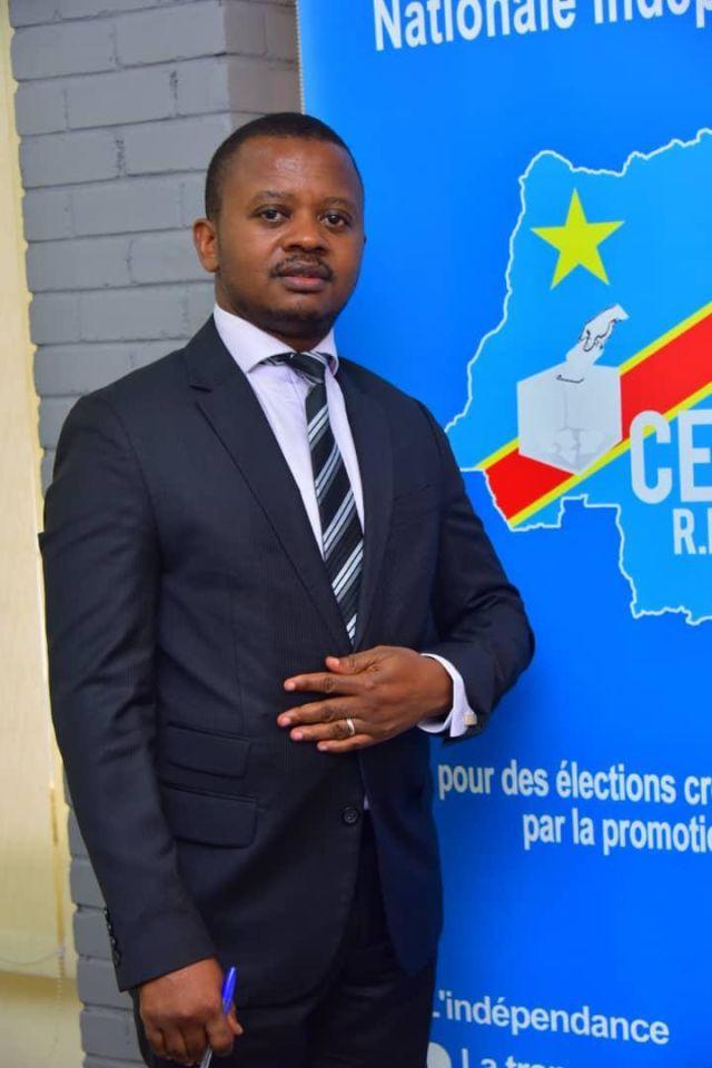Ronsard Malonda, entériné président de la CENI.