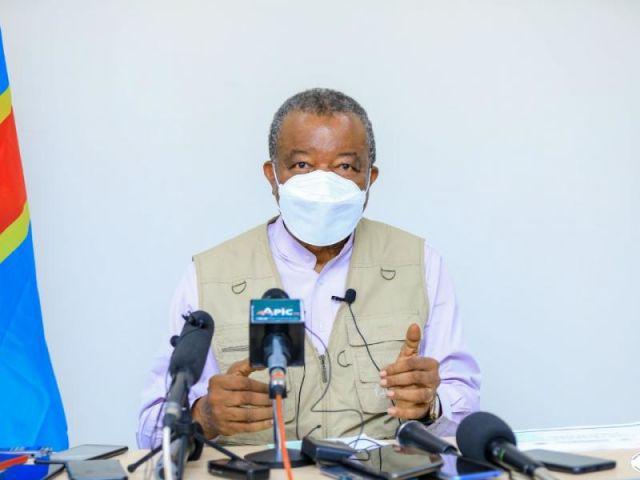 «Il faut combiner vaccination et gestes barrières contre la Covid-19» (Dr Muyembe)